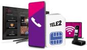 Tele2 klantvoordeel door combinatie met T-Mobile Thuis