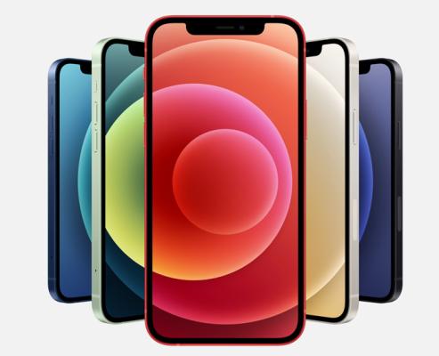Nieuwe iPhone 12 aangekondigd