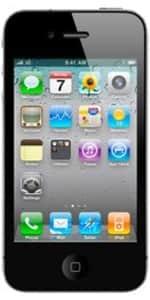 Apple iPhone 4 zwart 16GB
