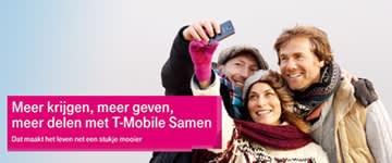 T-Mobile Samen 2016 Vrienden foto