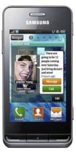 Samsung S7230 Wave TouchWiz