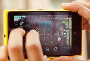 Nokia Lumia 2013 met Pro Cam